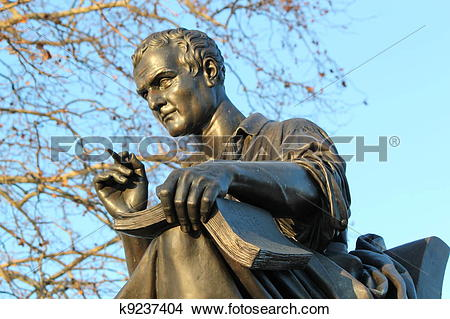 Stock Photo of Statue of Jean.