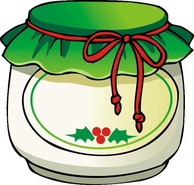 Free clipart jar.