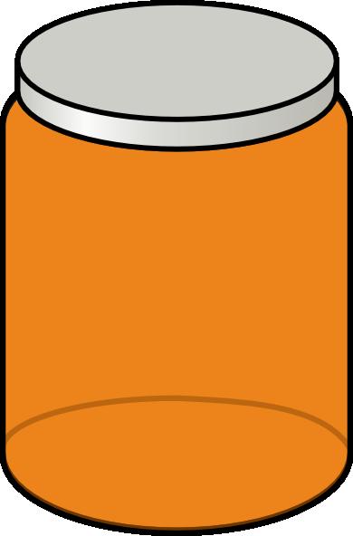 Bug Jar Clipart.