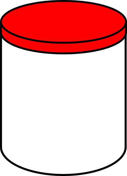 Cookie Jar Clipart.