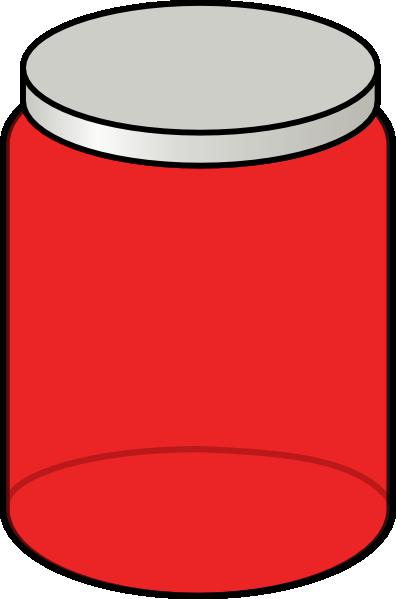Clipart jar.