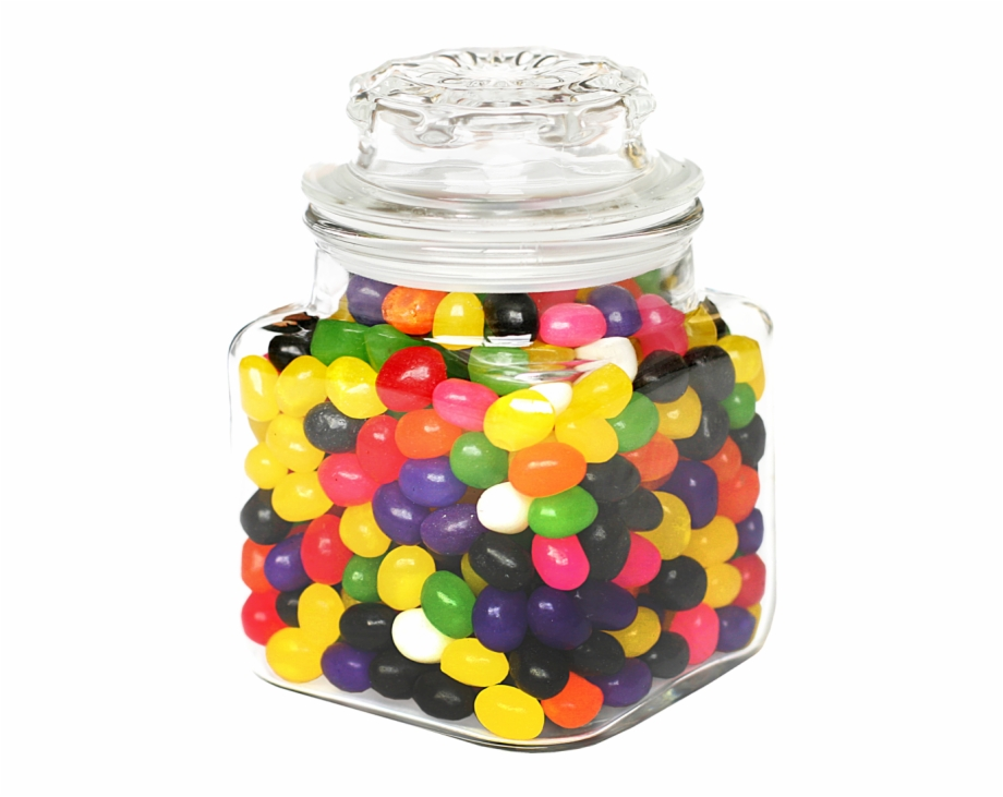 Download High Resolution Png Jelly Bean Jar Png.