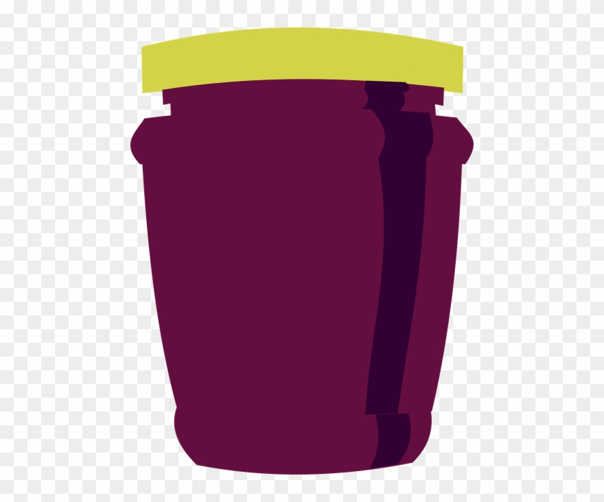 Jelly Jar Png Clipart (#1555521).