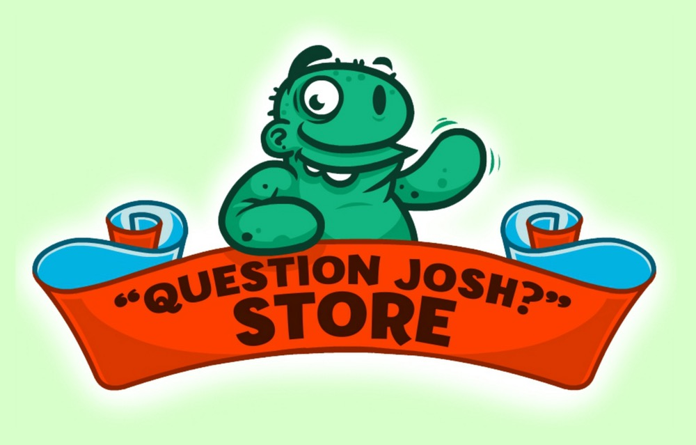 "Las Jaras"" drawing combo / Question Josh?'s Sticker Store."