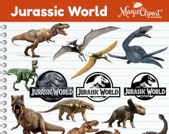 Dinosaur world.