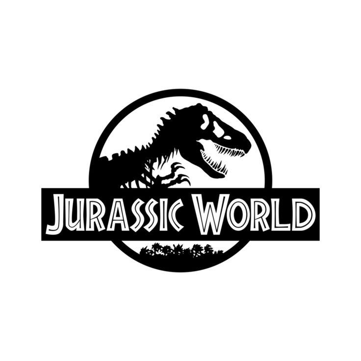 Jurassic park logo clipart.
