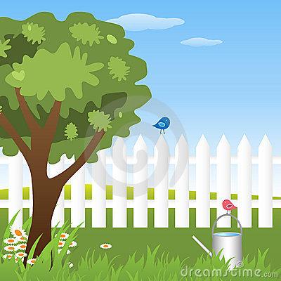 Fences Stock Illustrations.