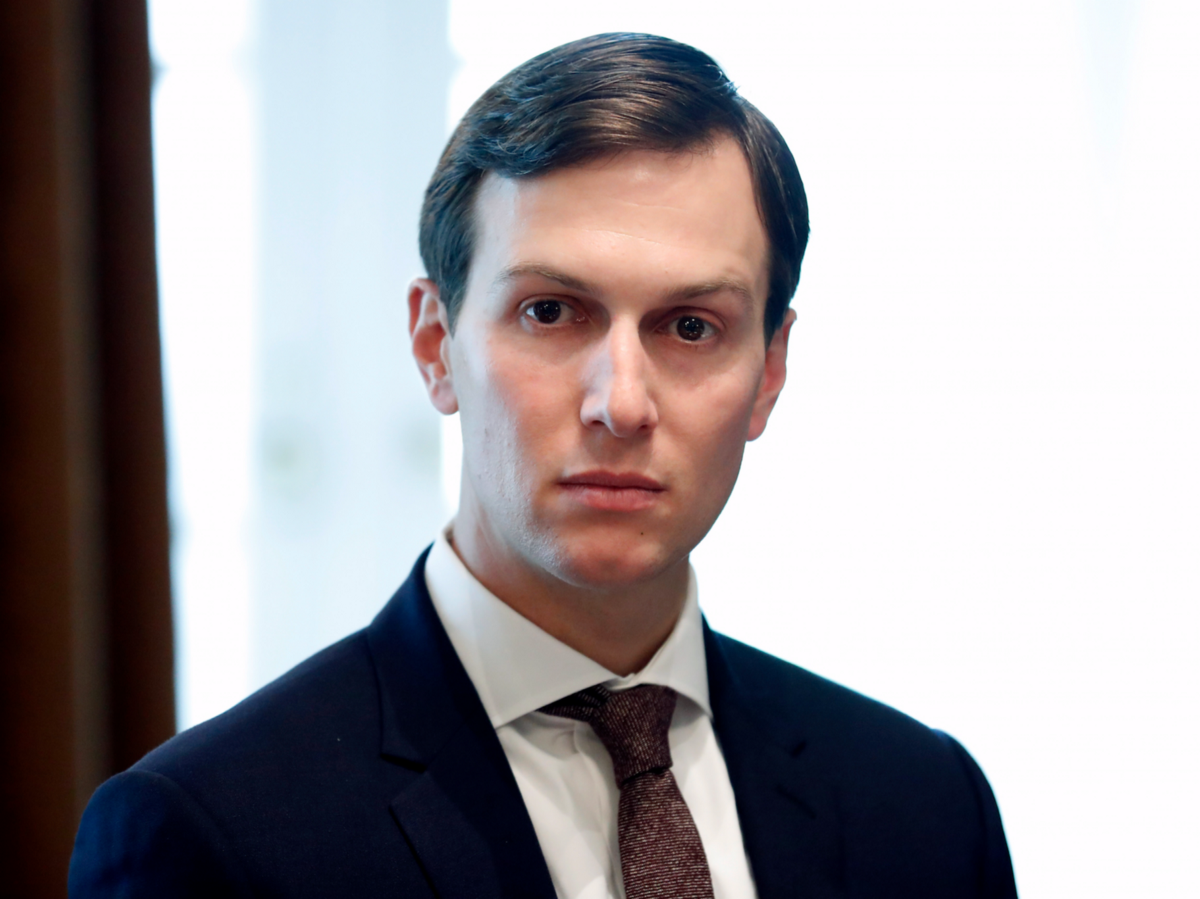 American Psycho: The Jared Kushner Story — Chapter 1.