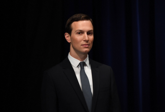 Jared Kushner Uncertain Whether Palestine Can Be Independent.