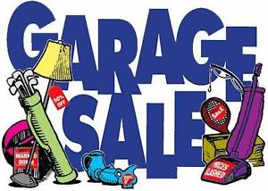 garage sale in Jarrahdale 6124, WA.