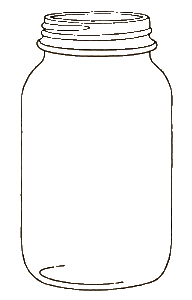 Mason Jar Clip Art & Mason Jar Clip Art Clip Art Images.