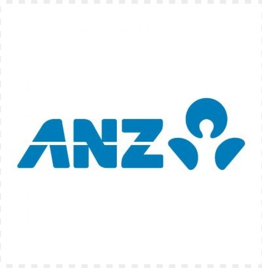 anz logo vector.