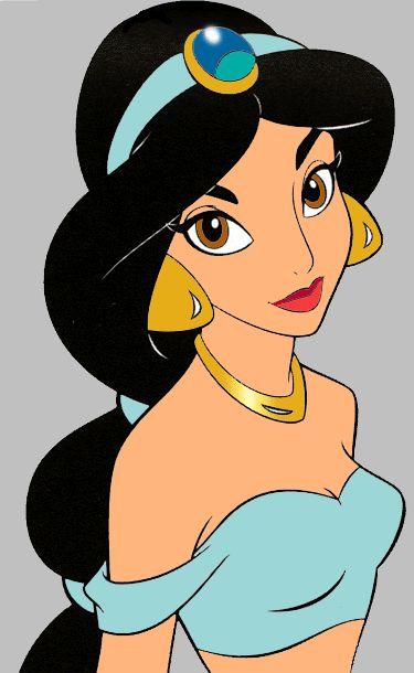 Princess Jasmine Art.