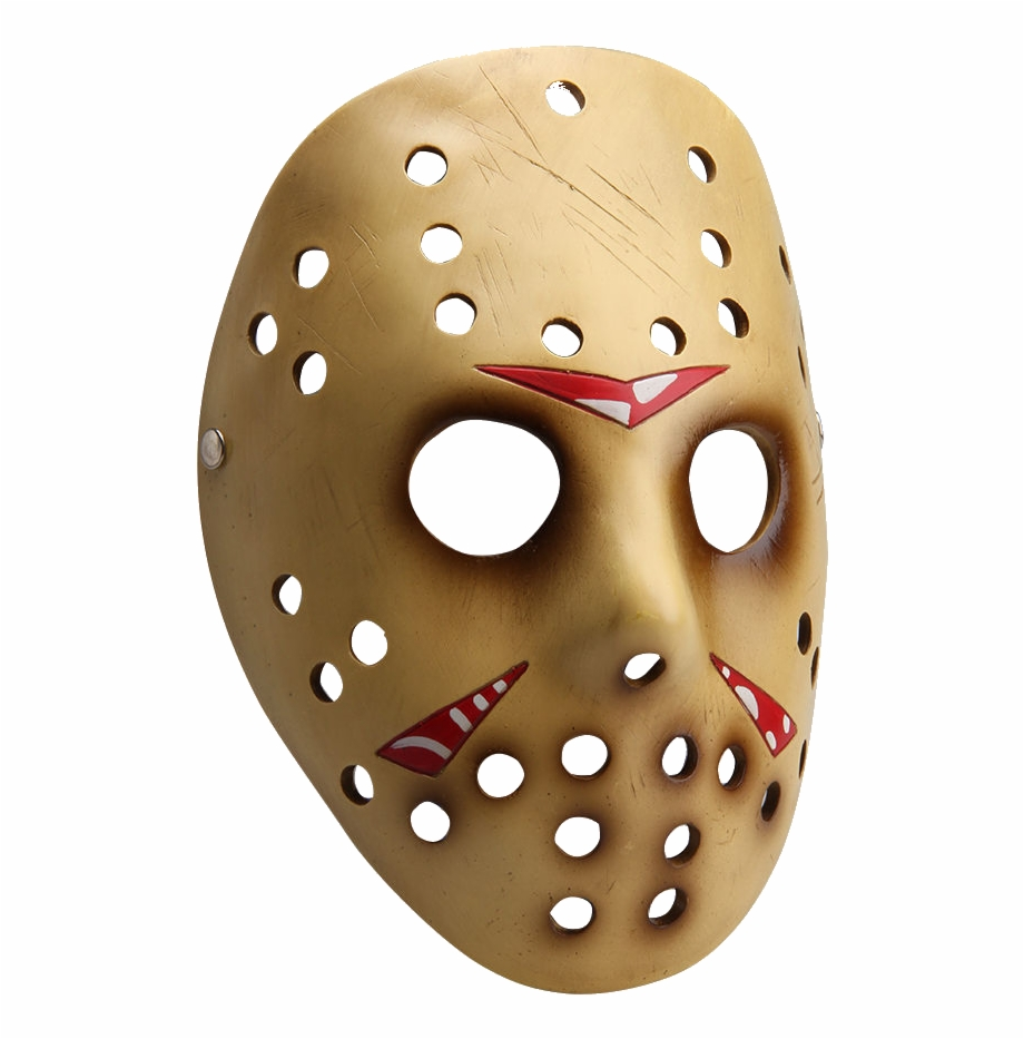 Jason Voorhees Mask Png Photo.