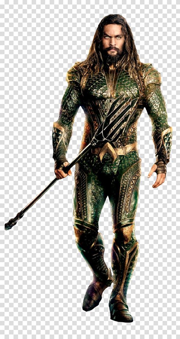 DC Comics Aquaman illustration, Jason Momoa Aquaman Justice.