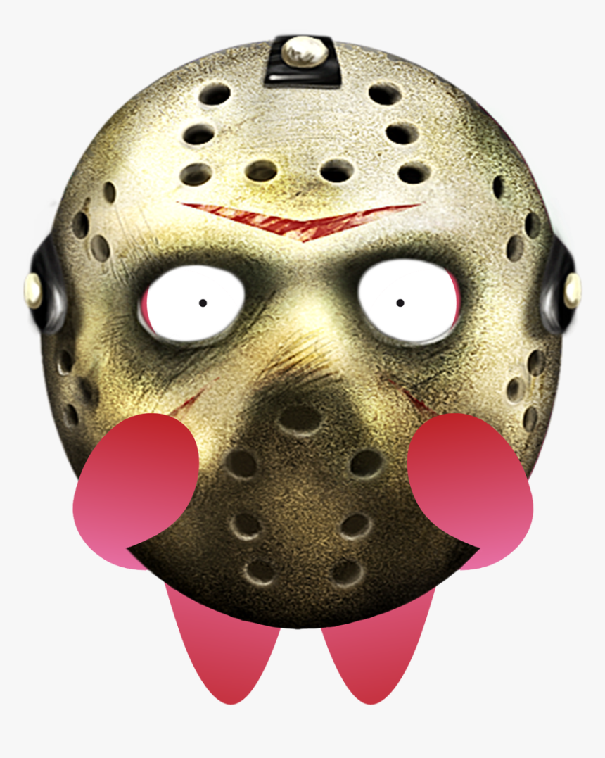 Jason Voorhees Mask Png, Transparent Png.