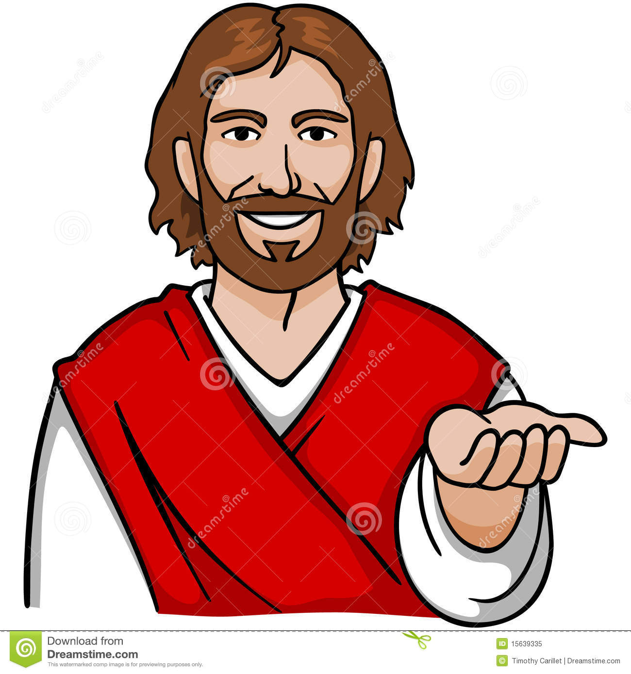 Showing post & media for Jesus clip art symbols.