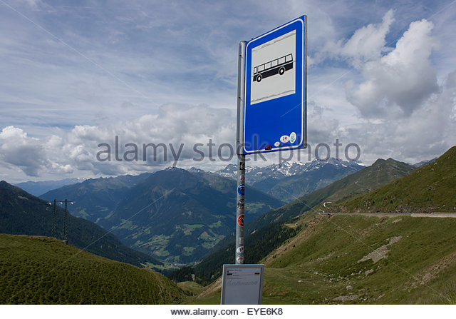 Road Sign On High Altitude Stock Photos & Road Sign On High.