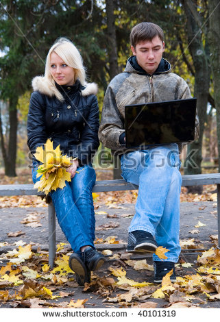Old Homeless Couple Begging Alms Stock Photo 94327555.