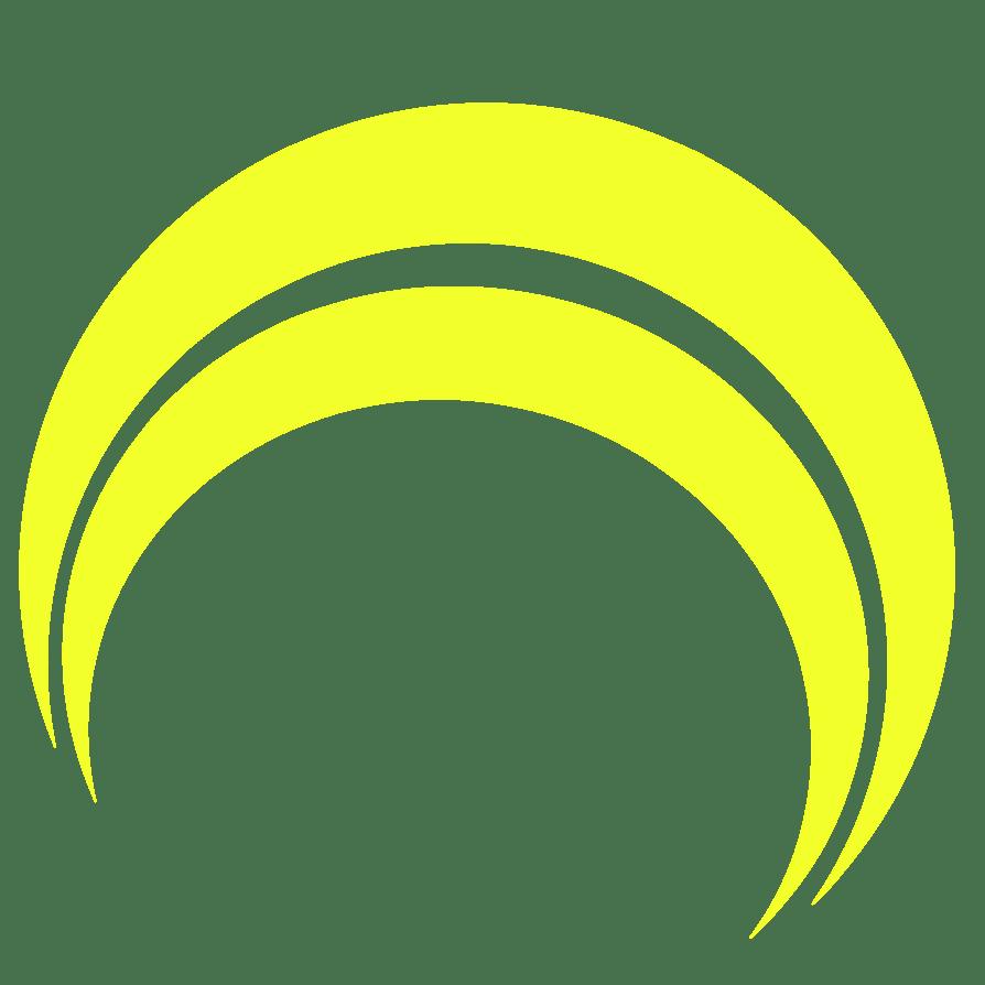 RWBY Jaune Arc Symbol transparent PNG.