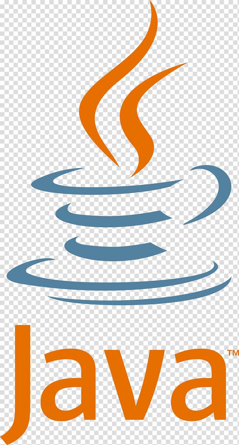 Java Programmer Logo Programming language, I transparent.