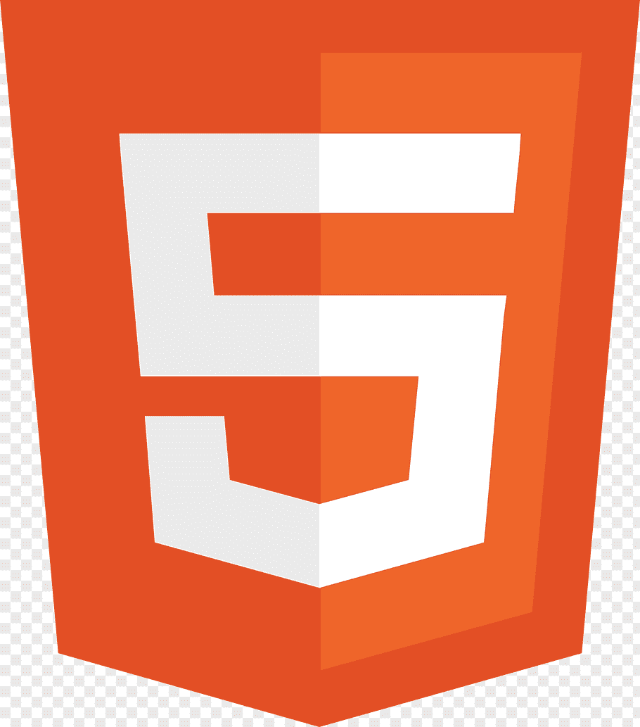 Web development HTML Responsive web design Logo JavaScript.