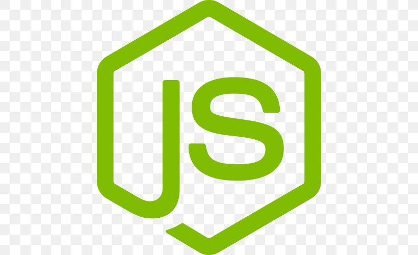 Node.js JavaScript React Logo Express.js, PNG, 500x500px.