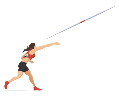 Women's Javelin.