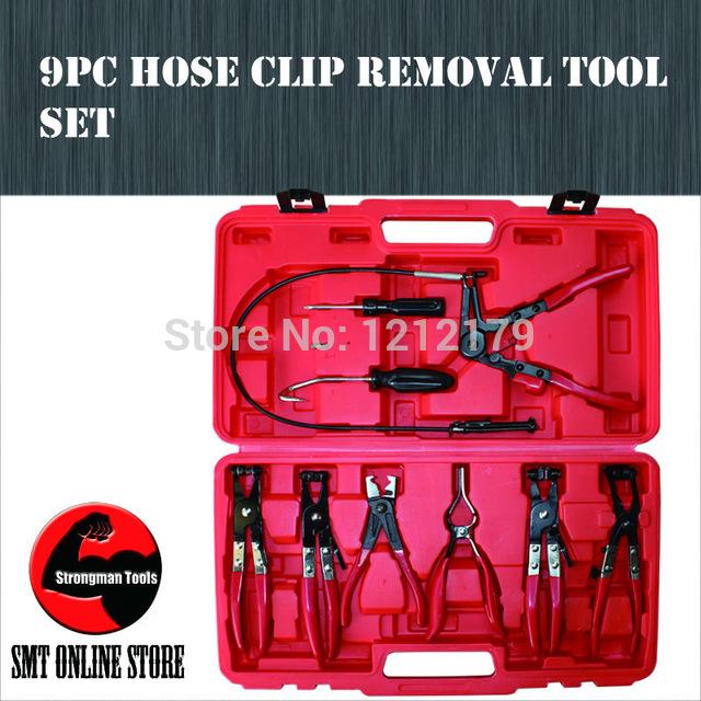 Aliexpress.com : Buy Auto Repair Tools 9pc Hose Clip Install and.