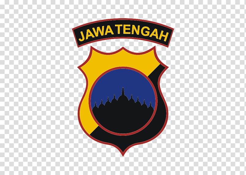Kepolisian Daerah Jawa Tengah Logo Indonesian National.