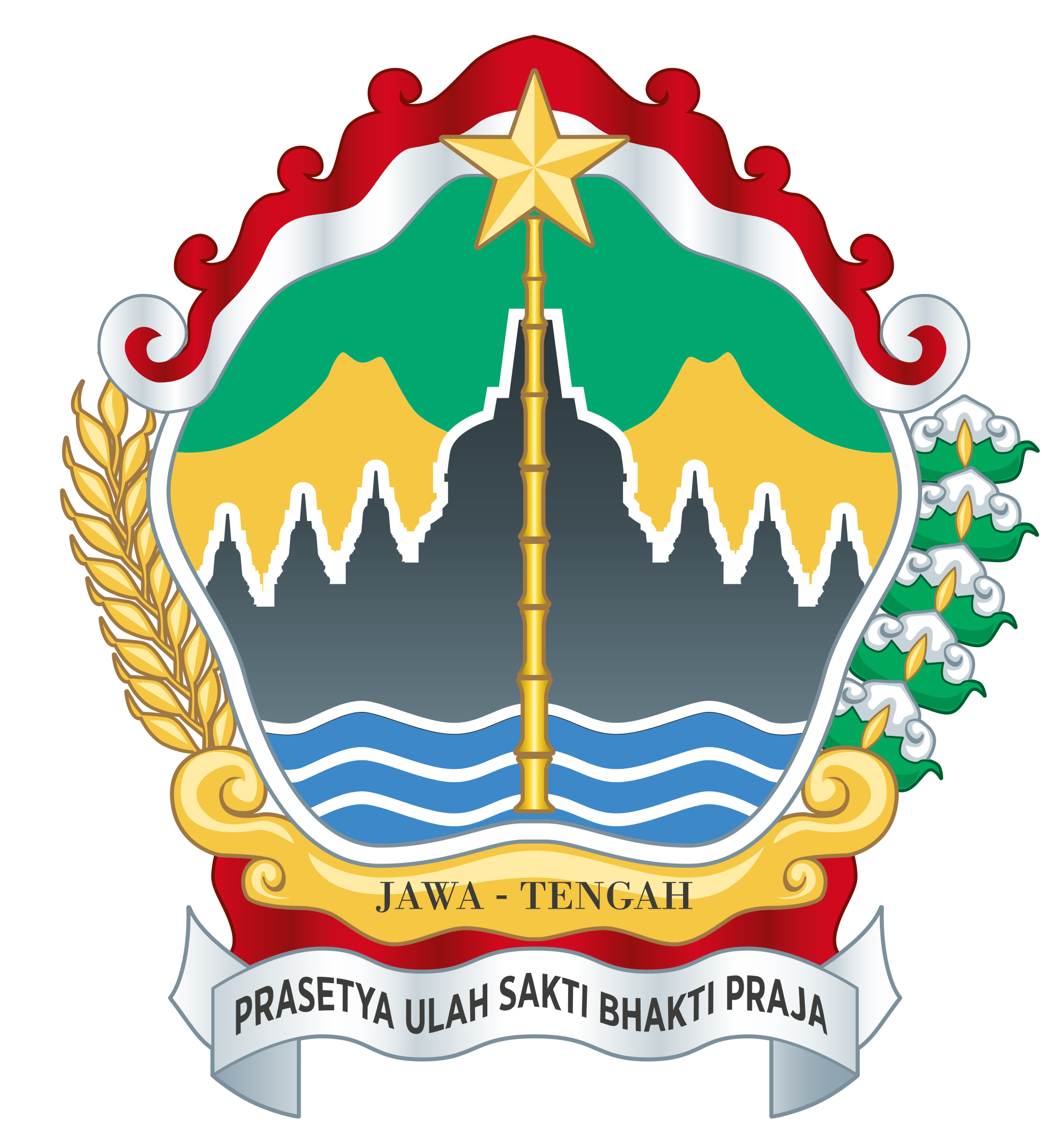 File:Coat of arms of Central Java.svg.