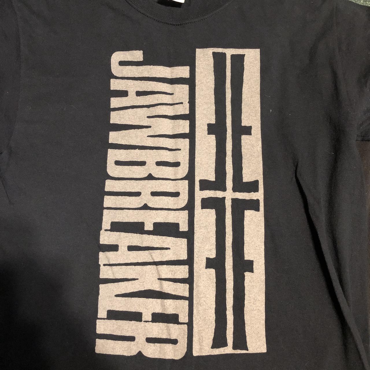 Jawbreaker logo size medium, never worn.