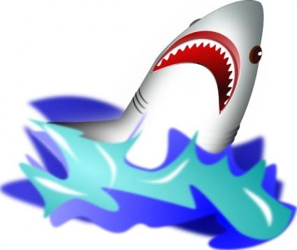 Clipart Shark Jaws.