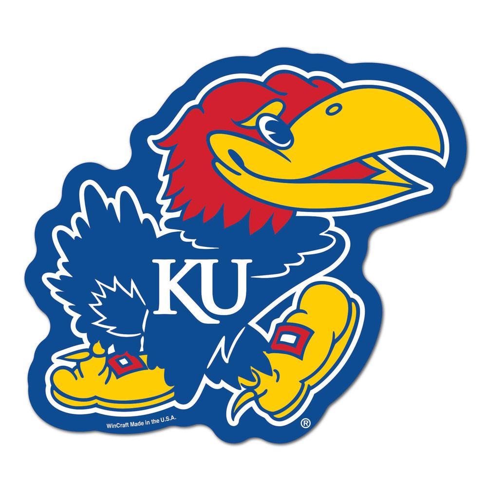 Kansas Jayhawks Logo on the GoGo.