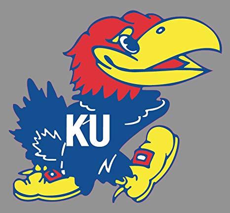 Amazon.com: Kansas Jayhawks Logo.