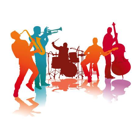 16,294 Jazz Band Stock Illustrations, Cliparts And Royalty Free Jazz.