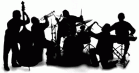 Jazz Band Clipart For Your Project.