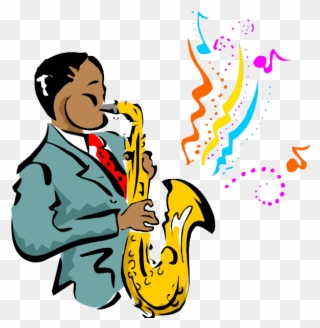 Free PNG Jazz Music Clip Art Download.