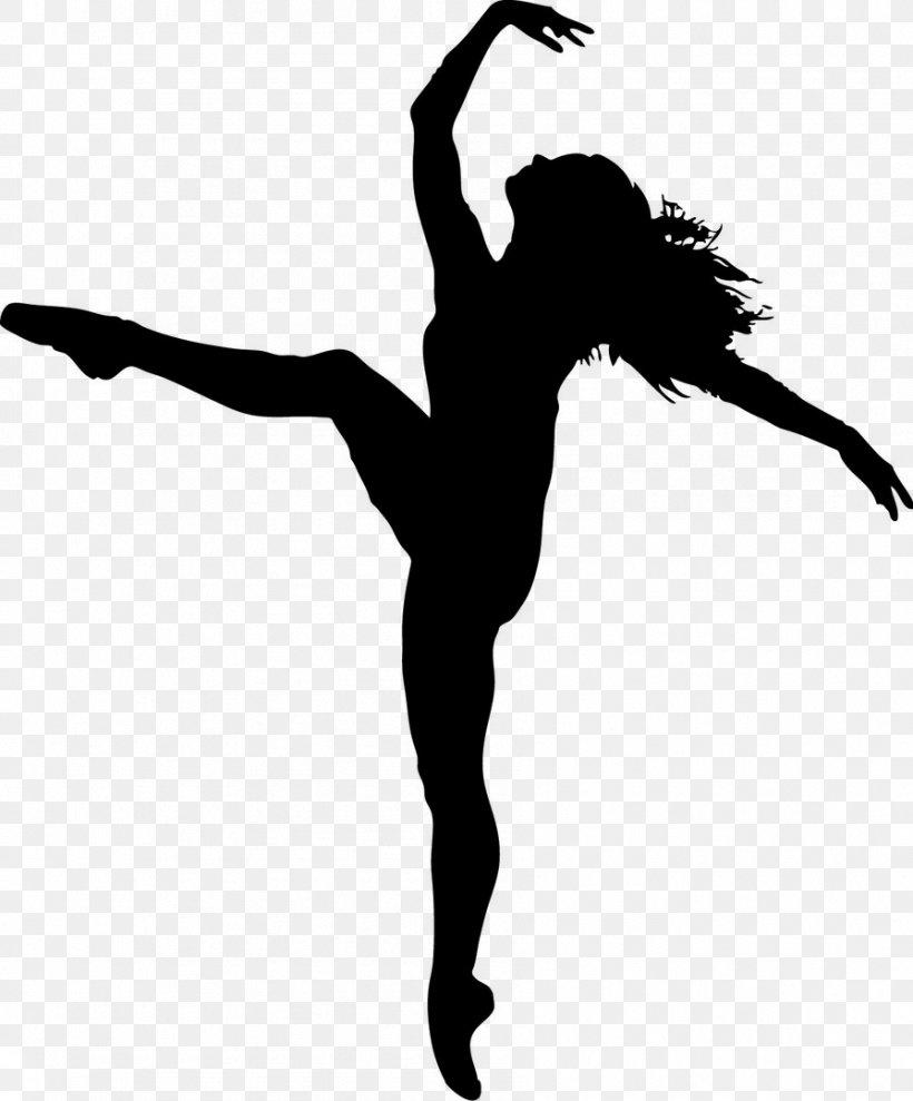 Jazz Dance Silhouette Ballet Dancer Clip Art, PNG.