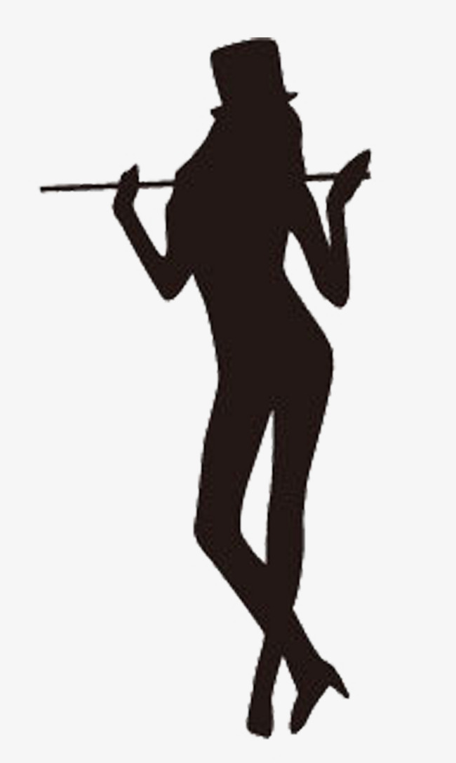 Hop Jazz Dancer Silhouette Dance Dancing PNG Image And Beautiful.