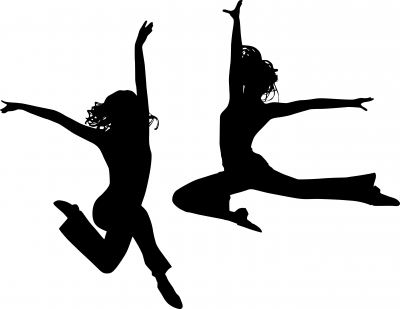 Free Jazz Dancer Silhouette, Download Free Clip Art, Free.