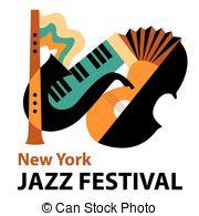 Jazz festival Clip Art and Stock Illustrations. 2,840 Jazz.