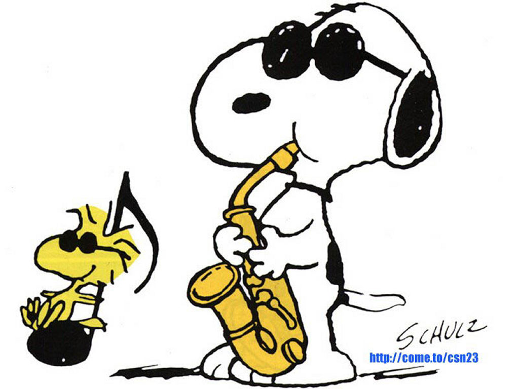 Christmas jazz music clipart.