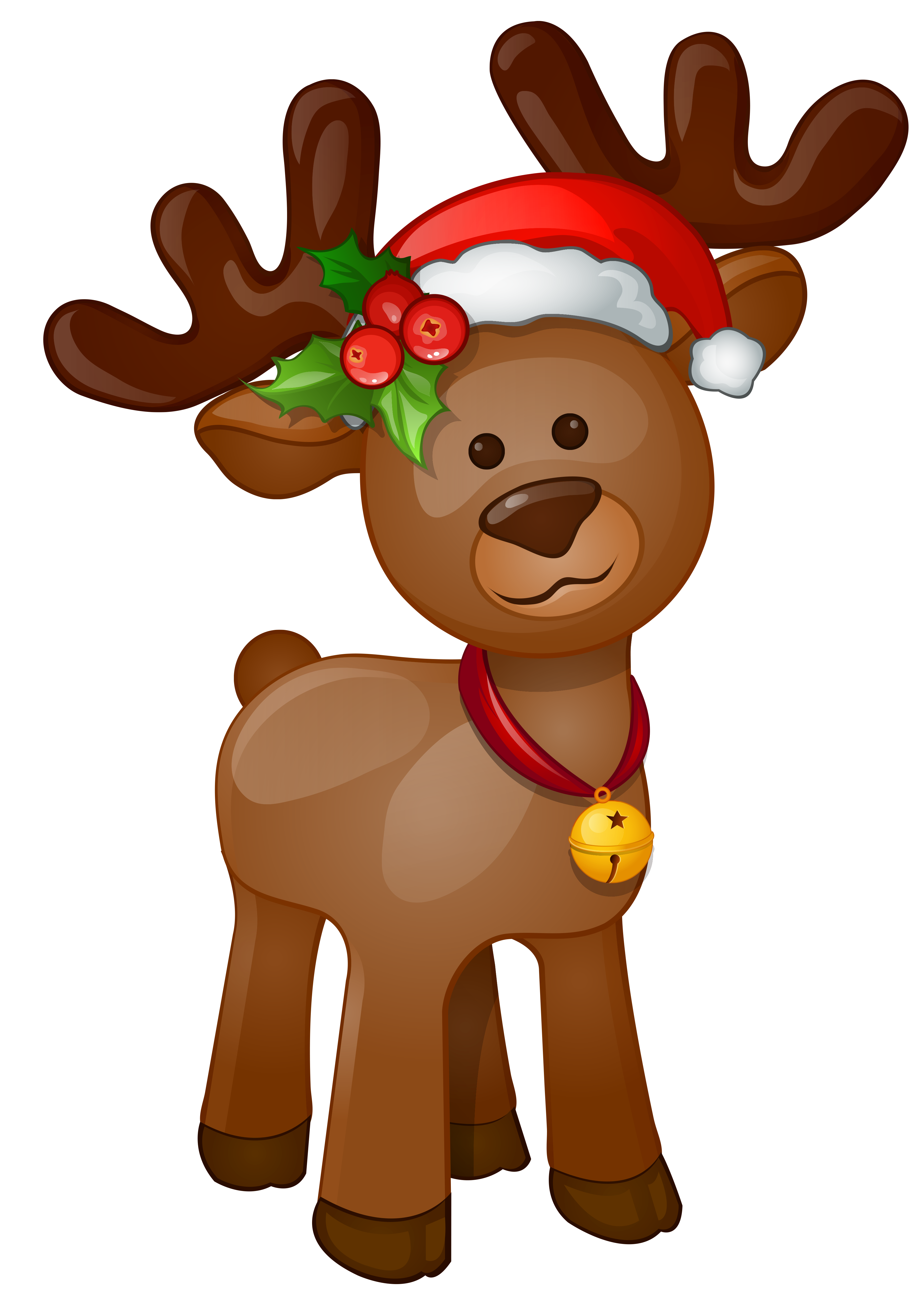 Rudolph clipart - Clipground