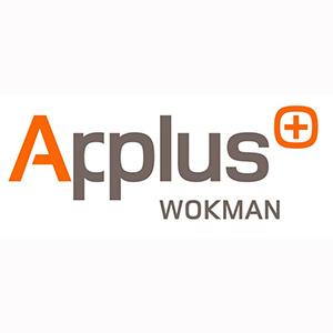Applus+ Wokman.