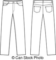 Jeans Clipart and Stock Illustrations. 13,273 Jeans vector EPS.