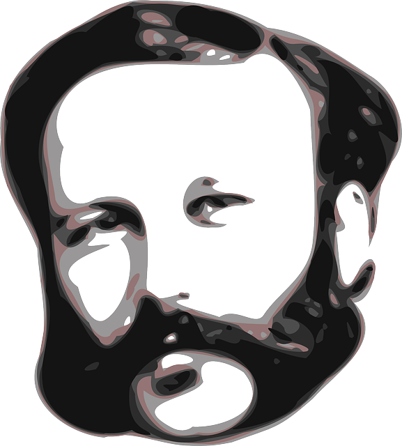 Free vector graphic: Henry Dunant, Man.