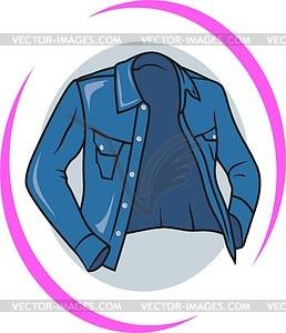 Download Jean Jacket Clipart.