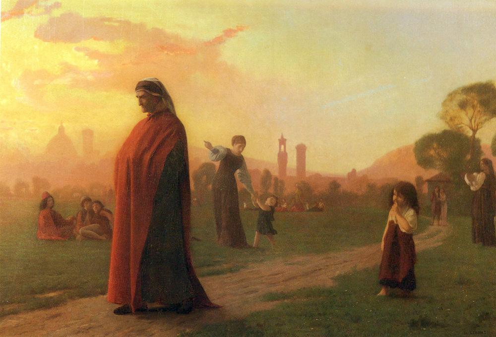Dante (He Hath Seen Well).