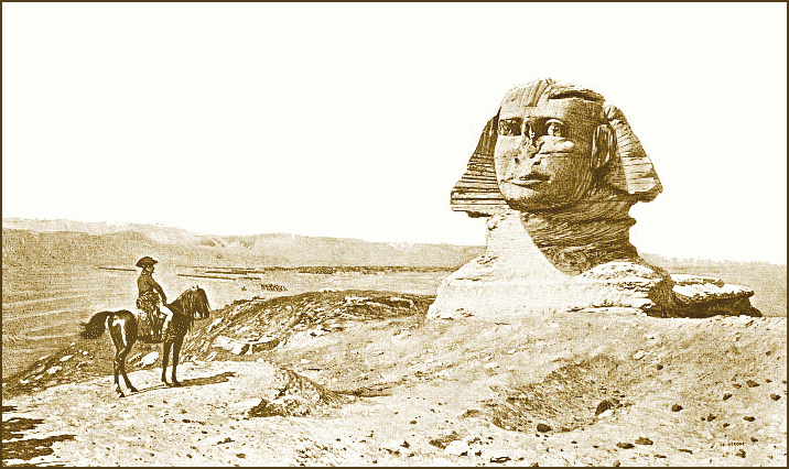 Shooting the Sphinx.